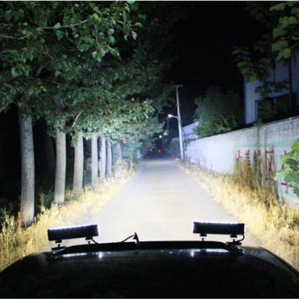 Фара-балка светодиодная 30,5 см 72w spot