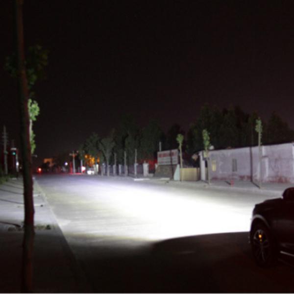 Фара-балка светодиодная 51 см 126 w spot