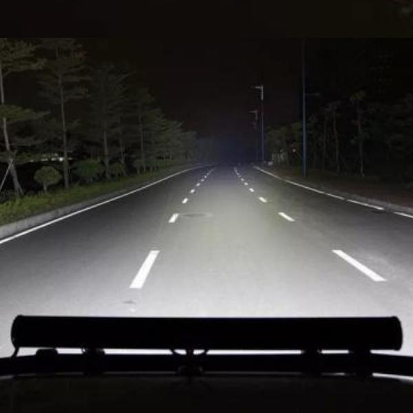 Фара-балка светодиодная 78 см 198 w spot