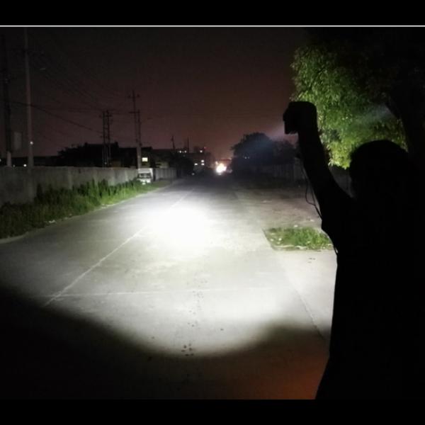 Фара-балка светодиодная 10 см 18 w spot