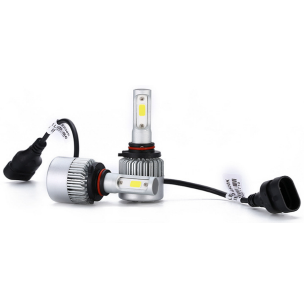 Две светодиодные лампы в фары C6 H8/H11 по 18 w