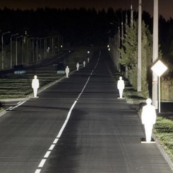 Две лампы светодиодные в фары X3 H3 по 25 w